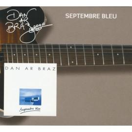 CD DAN AR BRAZ - SEPTEMBRE BLEU