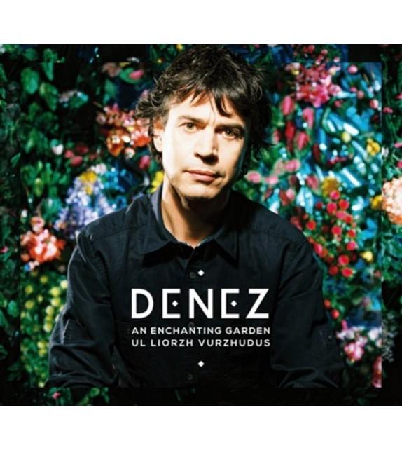 CD DENEZ PRIGENT - AN ENCHANTING GARDEN - UL LIORZH VURZHUDUS