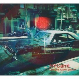 CD DOMINIQUE CARRÉ - NYCARRÉ DJANGO'S FUSION PROJECT