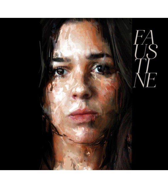 CD FAUSTINE AUDEBERT - FAUSTINE