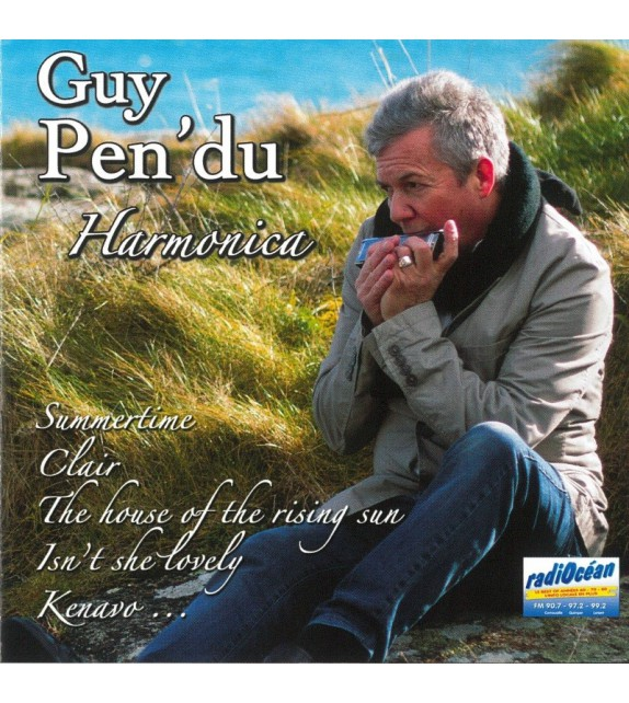 CD GUY PEN'DU - HARMONICA