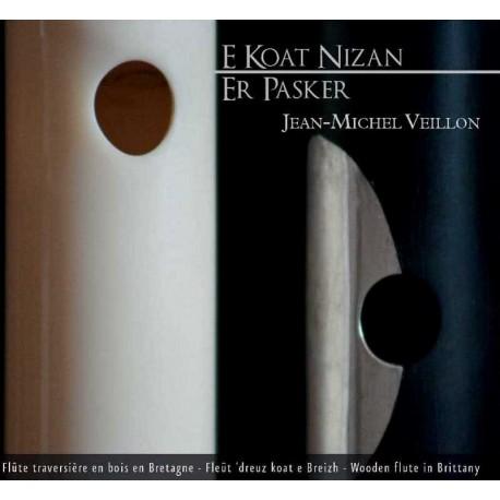 CD JEAN-MICHEL VEILLON - E KOAT NIZAN, ER PASKER