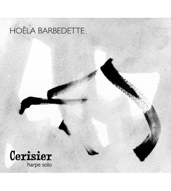 DOUBLE CD HOËLA BARBEDETTE - CERISIER harpe solo