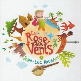 CD JEAN-LUC ROUDAUT - LA ROSE DES VENTS