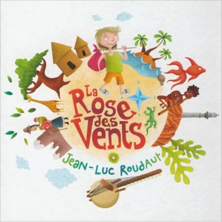 CD JEAN-LUC ROUDAUT - LA ROSE DES VENTS