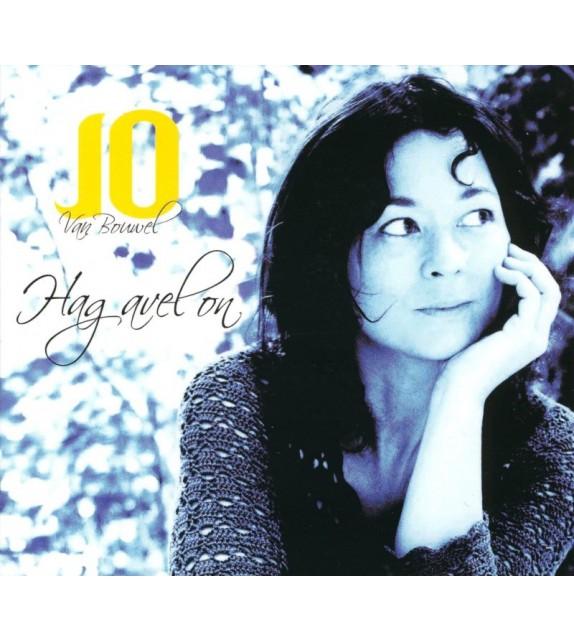 CD JO VAN BOUWEL - HAG AVEL ON