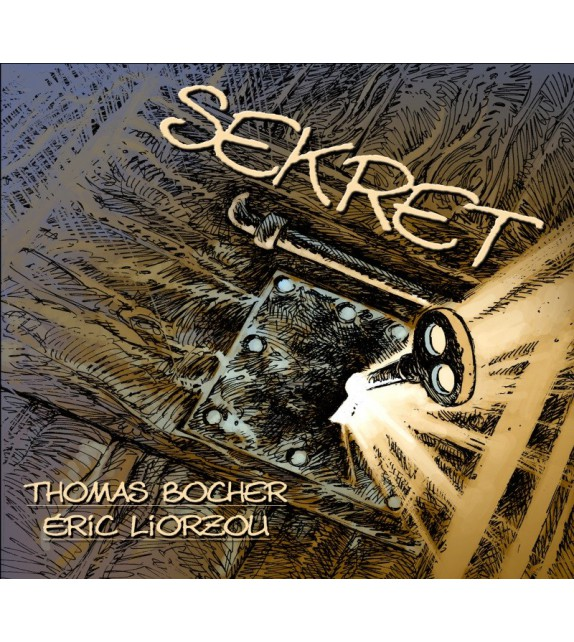 CD ERIC LIORZOU ET THOMAS BOCHER - SEKRET