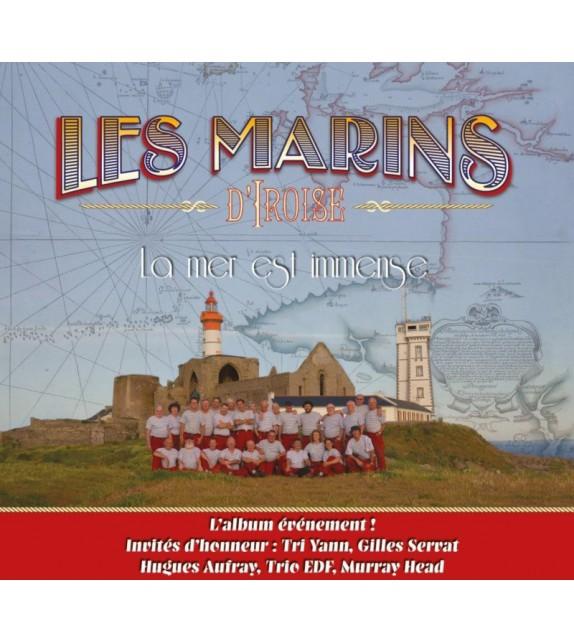 CD LES MARINS D'IROISE - LA MER EST IMMENSE
