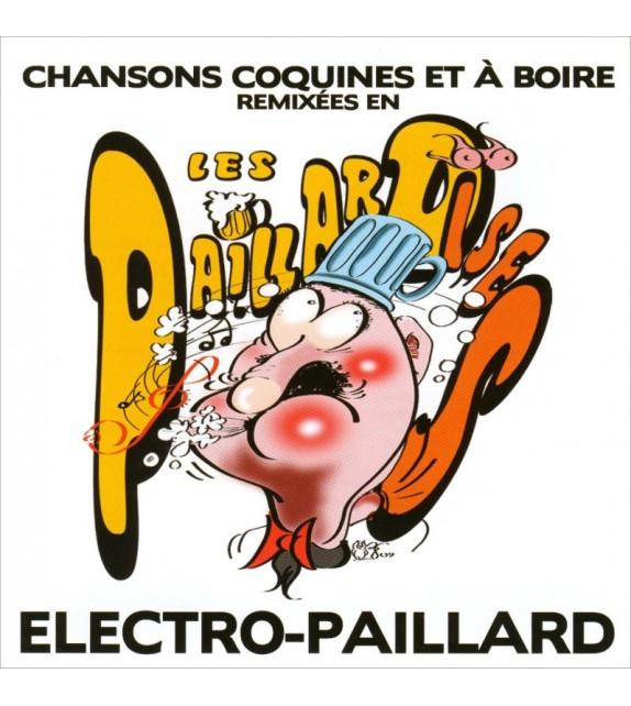 CD LES PAILLARDISES - CHANSONS COQUINES ET À BOIRE