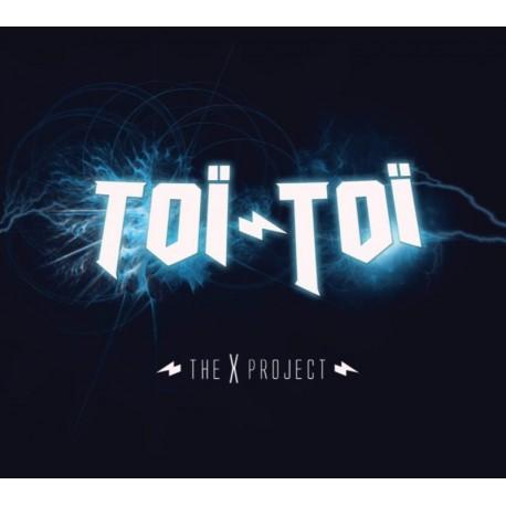 CD TOÏ-TOÏ - THE X PROJECT