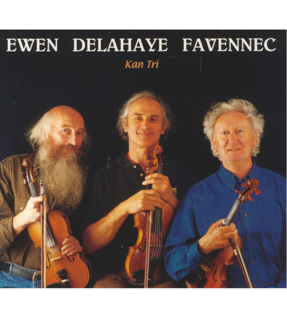CD EWEN FAVENNEC DELAHAYE - KAN TRI