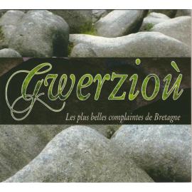 CD GWERZIOÙ - LES PLUS BELLES COMPLAINTES DE BRETAGNE