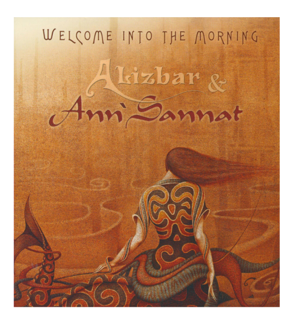 Alizbar et Ann Sannat - harpe