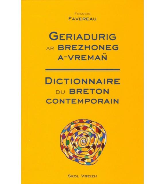 DICTIONNAIRE COMPACT DU BRETON CONTEMPORAIN