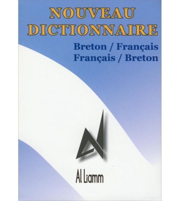 NOUVEAU DICTIONNAIRE BRETON FRANÇAIS ET FRANÇAIS BRETON