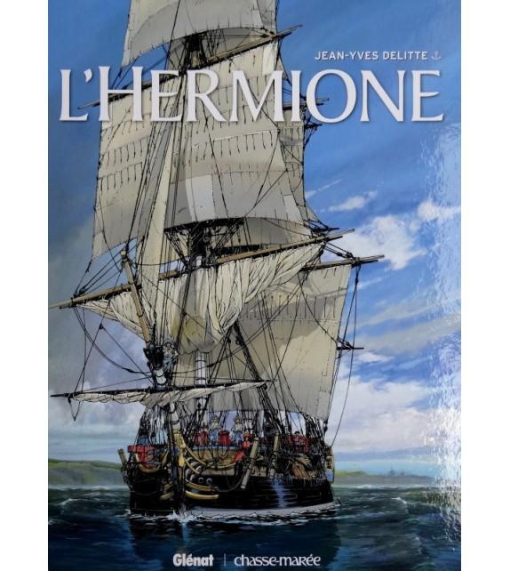 """L'HERMIONE - Édition spéciale """"Traversée"""""""