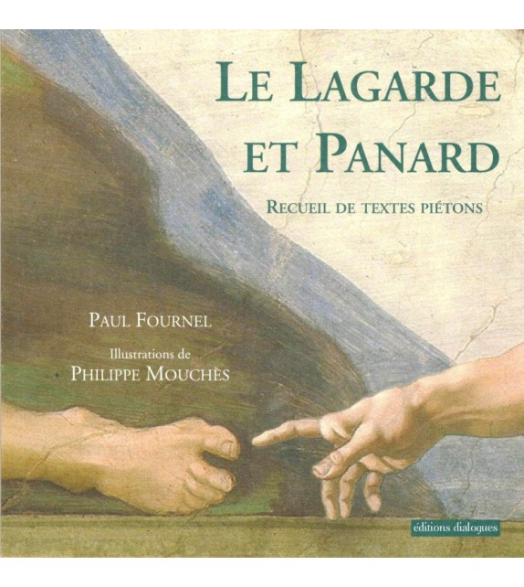 LE LAGARDE ET PANARD - Recueil de textes Piétons.
