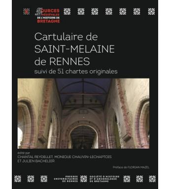CARTULAIRE DE SAINT-MELAINE DE RENNES
