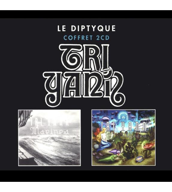 CD TRI YANN - LE DIPTYQUE Coffret 2 cds