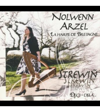 CD NOLWENN ARZEL - LA HARPE DE BRETAGNE