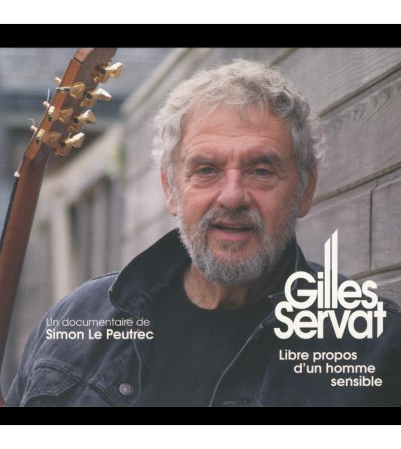 DVD GILLES SERVAT - LIBRE PROPOS D'UN HOMME SENSIBLE (4015886)