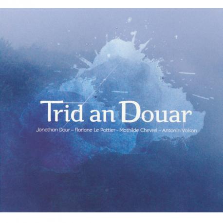 CD DOUR LE POTTIER QUARTET - TRID AN DOUAR