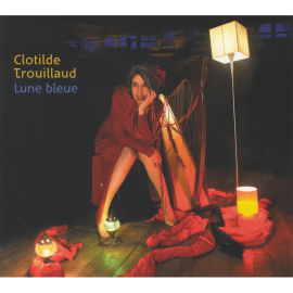 CD CLOTILDE TROUILLAUD - LUNE BLEUE