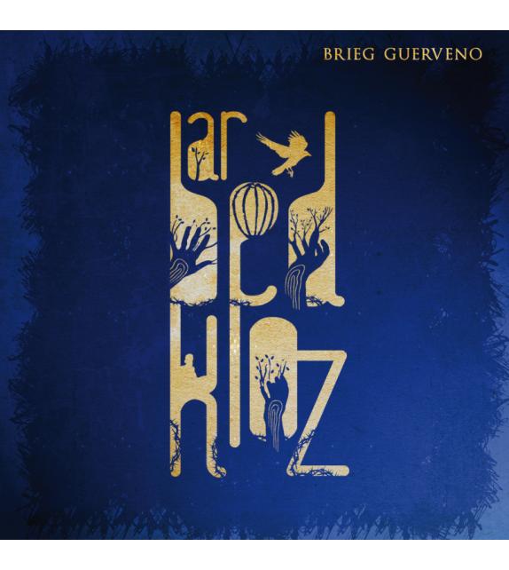 CD BRIEG GUERVENO - AR BED KLOZ