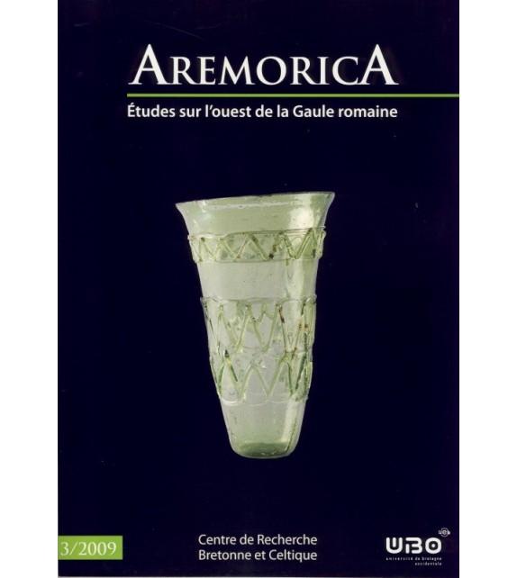 AREMORICA tome 3 - ETUDES SUR L'OUEST DE LA GAULE ROMAINE
