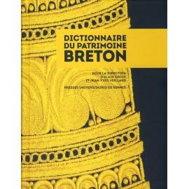 DICTIONNAIRE DU PATRIMOINE BRETON