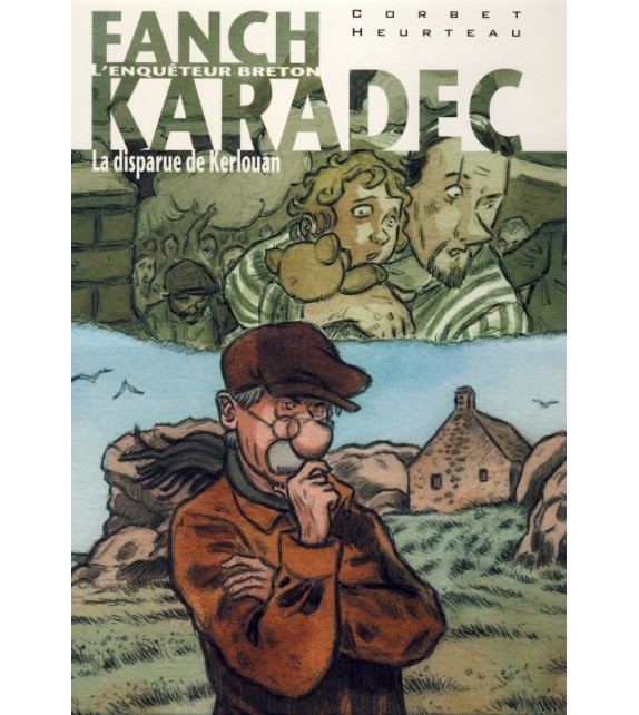 FAÑCH KARADEC - LA DISPARUE DE KERLOUAN (tome 3)