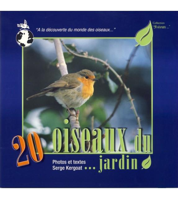 20 OISEAUX DE JARDIN