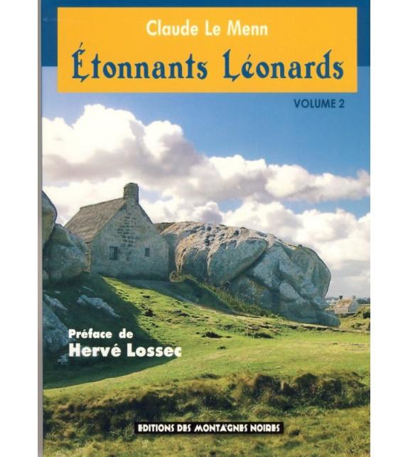 ÉTONNANTS LÉONARDS - tome 2