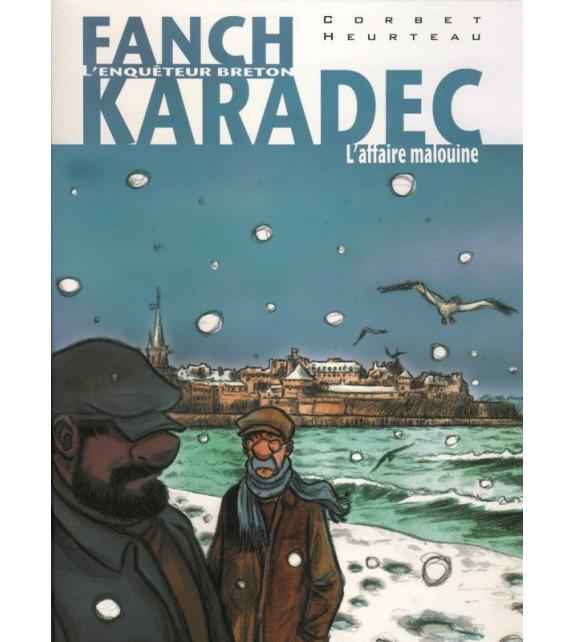 FAÑCH KARADEC - L'AFFAIRE MALOUINE (tome 2)