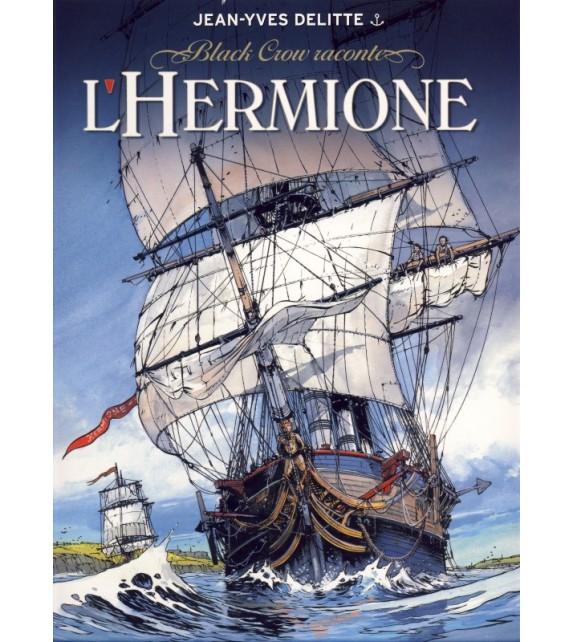 BLACK CROW RACONTE L'HERMIONE