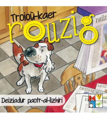 DEIZIADUR PAOTR-AL-LIZHIRI -Troioù-kaer Rouzig
