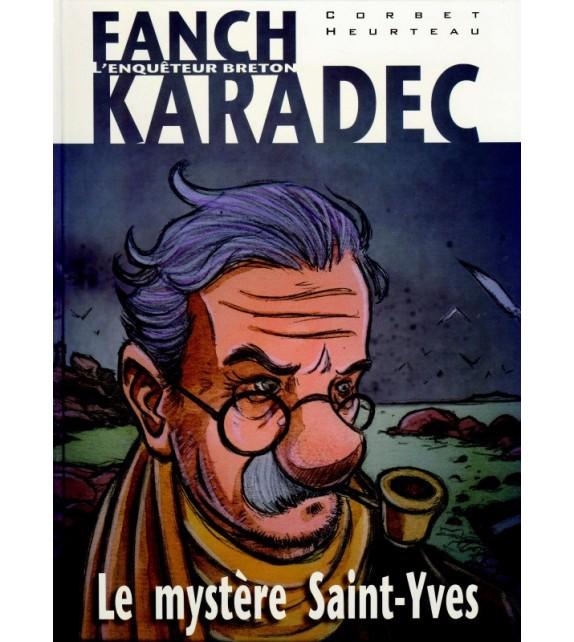 FAÑCH KARADEC - LE MYSTERE SAINT YVES (tome1)