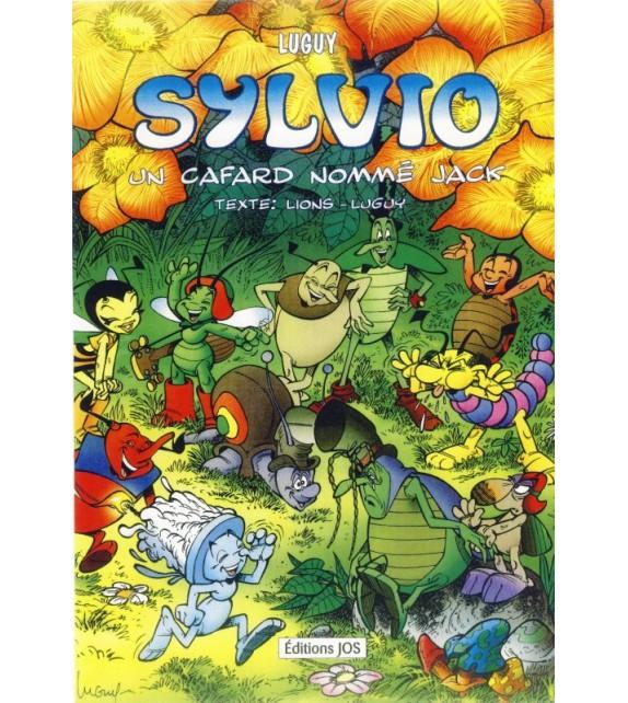 SYLVIO - UN CAFARD NOMME JACK - volume 5