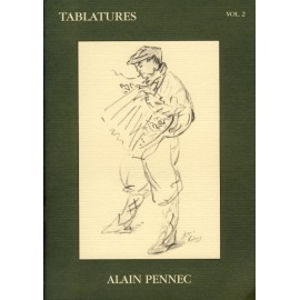 TABLATURES ALAIN PENNEC 2 + CD