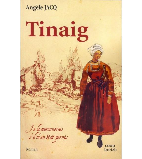 TINAIG (Les braises de la liberté T2)