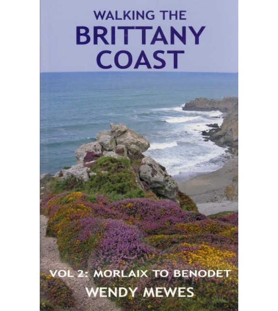WALKING THE BRITTANY COAST - MORLAIX TO BENODET
