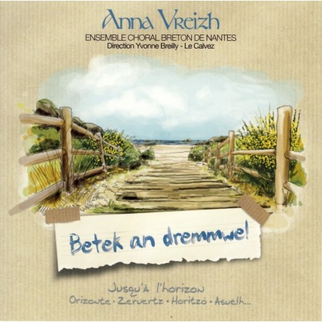 CD ANNA VREIZH - BETEK AN DREMMWELL