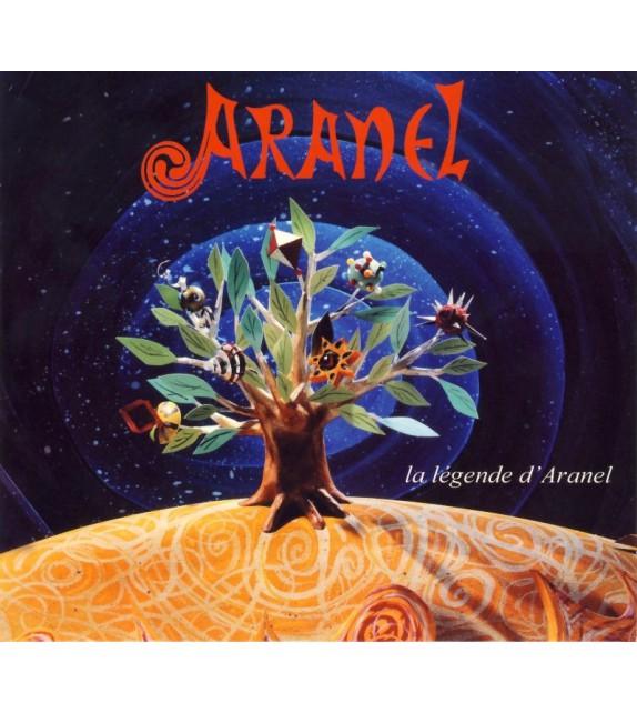 CD ARANEL LA LÉGENDE