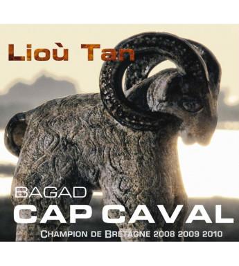 CD BAGAD CAP CAVAL - LIOù TAN