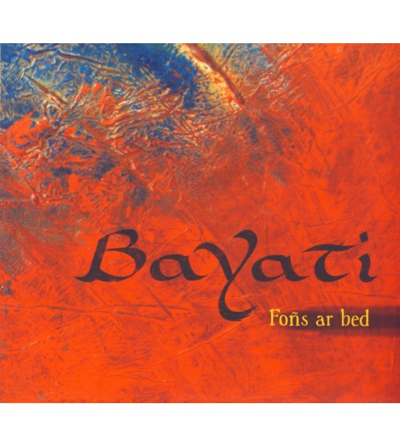 CD BAYATI - FONS AR BED