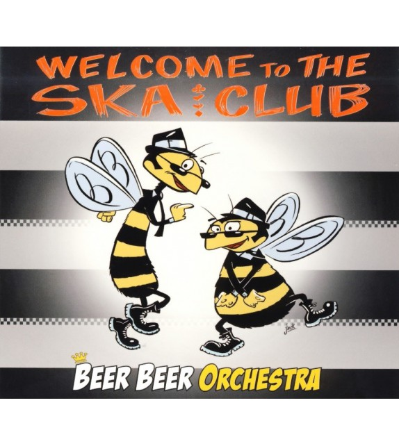 CD BEER BEER ORCHESTRA - WELCOME TO SKA CLUB