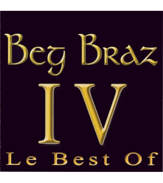 CD BEG BRAZ - IV LE BEST OF
