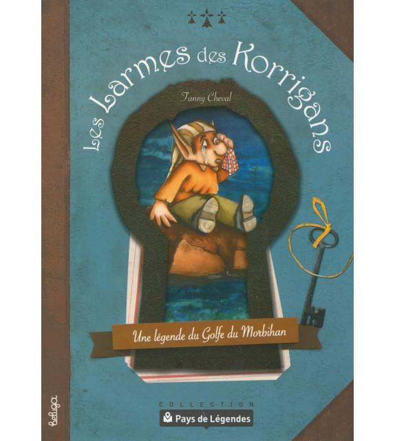 PAYS DE LÉGENDES T10 - Les larmes des Korrigans
