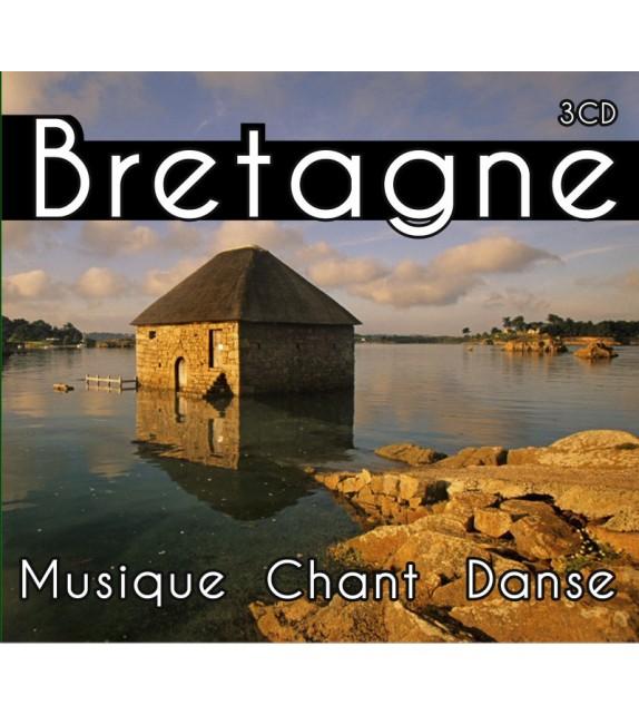 BRETAGNE MUSIQUE CHANT DANSE
