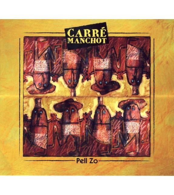 CD CARRÉ MANCHOT - PELL ZO